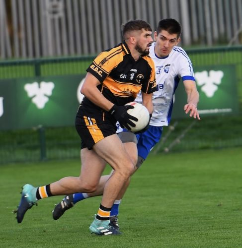Armagh All Star nominee Jamie Clarke joins Neasden Gaels