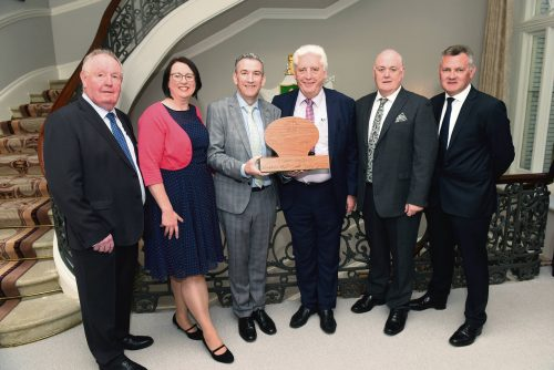 TLICN celebrates 10 years with a commemorative magazine and a reception at the Embassy of Ireland - The Irish World