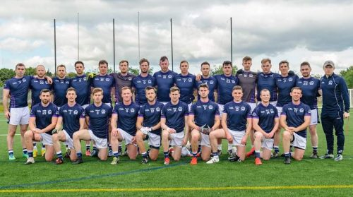 Scotland GAA set up GoFundMe page to play in British final