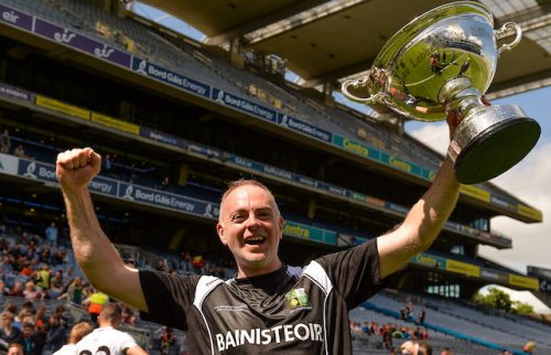 Joyce emerges as contender for London hurling job