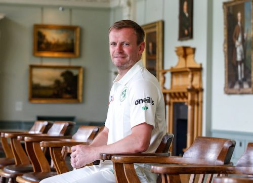 Irelands cricketers out to turn Lords green