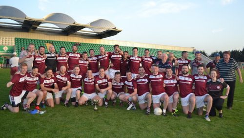 Three sets of brothers guide McCurtains to Shiels Cup victory
