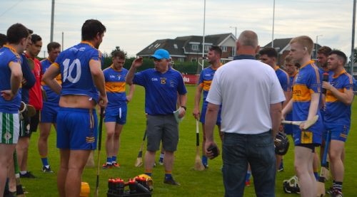 London hurling managers job would appeal says Kevin McMullan
