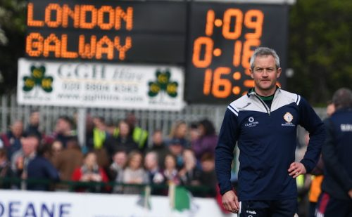 Ciaran Deelys reign as London football manager comes to an end