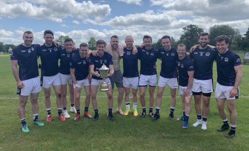 Scotland repay faith of GAA community by winning All-Britain