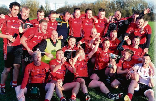 John Mitchels GAA Club Eight decades at the forefront