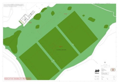 TCG submit plans for £4.7m London GAA Centre of Excellence