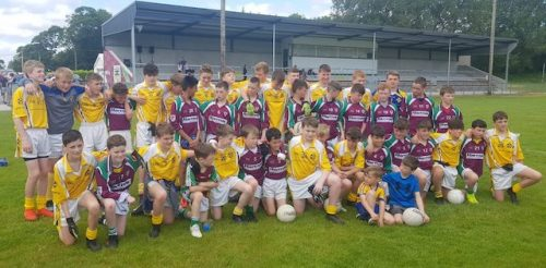 Féile pride as Our Under 14s shine at Féile Peile na nÓg