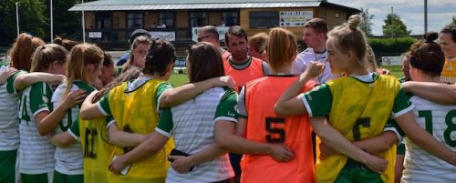 London Ladies not looking beyond Louth and Carlow