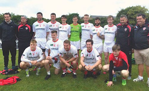 The London hurlers out to conquer the GAA world