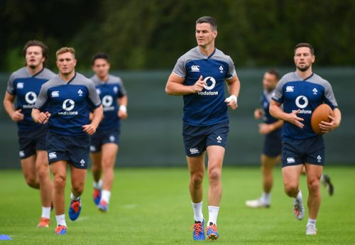 Irelands rugby World Cup build up begins in earnest