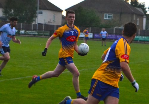 Five off as 12 man Parnells claim first win