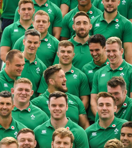 Ireland still a formidable force of world beaters