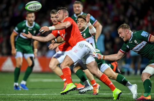 Fast start essential to London Irish says flanker Conor Gilsenan