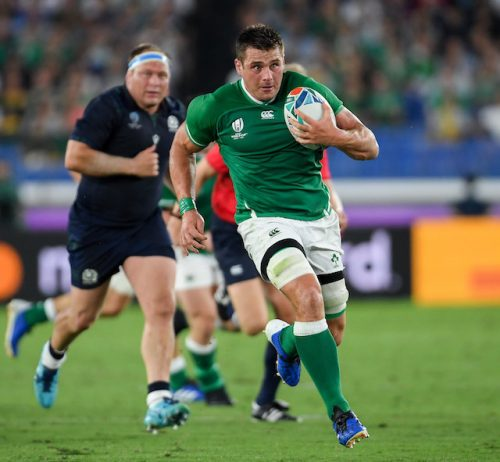 Ruthless Ireland have Japan in their sights