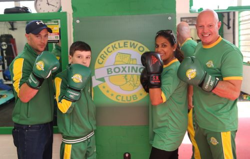 New amateur boxing club for Cricklewood