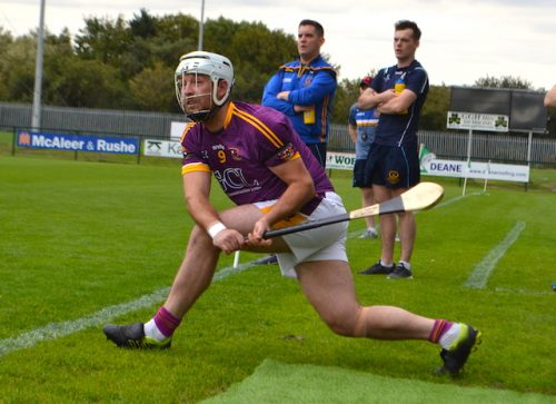 Delighted Kevin McMullan looking forward to London hurling challenge