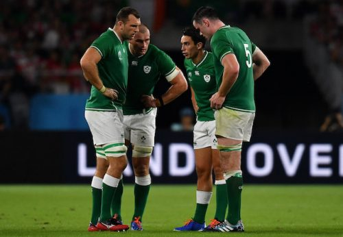 Ireland still have their destiny in their own hands