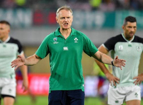 Ireland fully rested for Samoa World Cup challenge