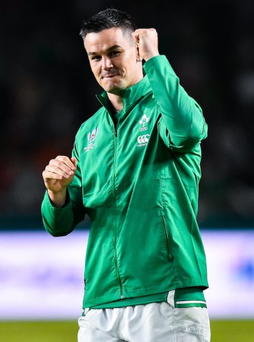 Ireland ready to face the ultimate All Blacks challenge