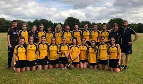 Tara Camogie targeting eleventh title in a row