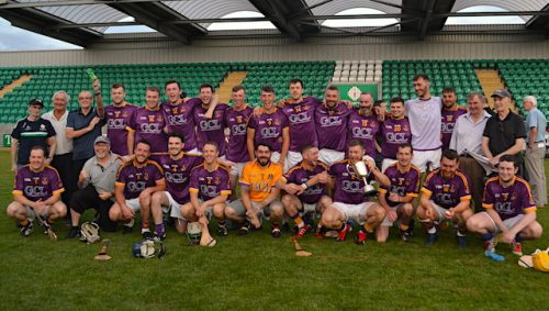 FR Murphys and Fulham Irish out to seize the day
