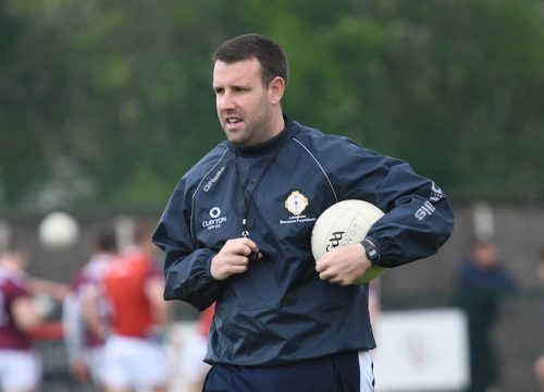 Michael Maher appointed London senior football manager