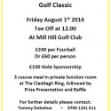 Parnells Ladies Golf Outing